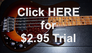 Trial Bass Lessons