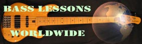 Bass Lessons Worldwide