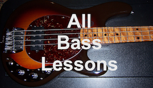 all bass lessons